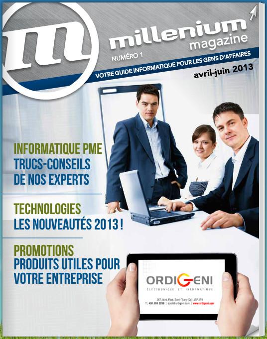 Free Millenium Micro Magazine