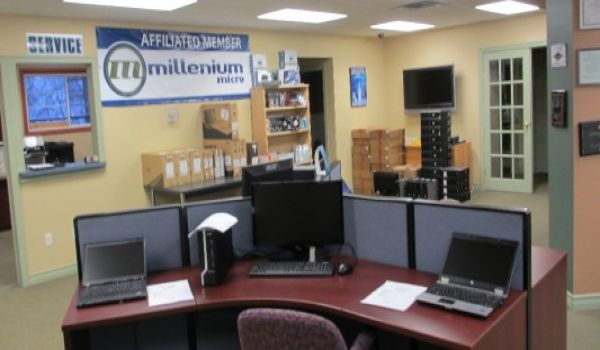 Group Millenium Micro - Algoma Business Computers