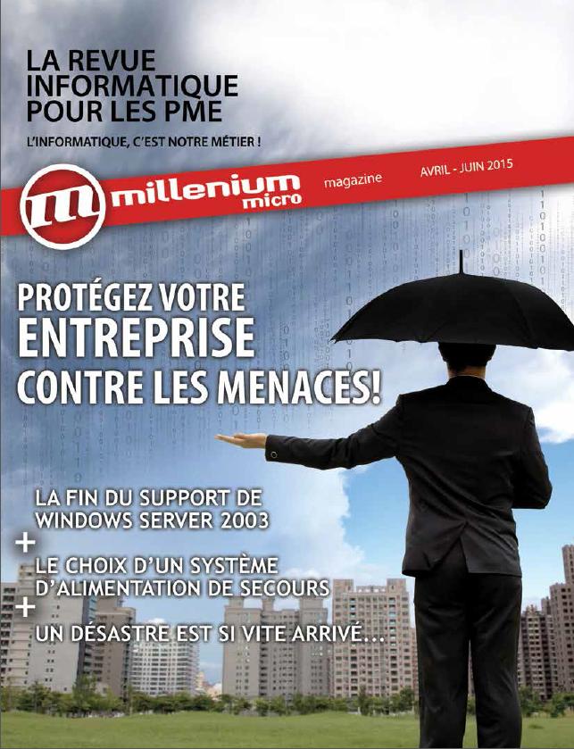 Magazine Gratuit Millenium Micro