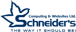 Schneider's Computing & Websites Ltd